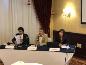 Conferencia de prensa de El Poder del Consumidor del 21 de agosto de 2018