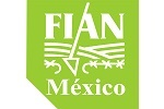 Logo Foodfirst Information and Action Network (FIAN Internacional, sección México)