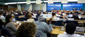 Foro anual en Roma, Italia, del Mecanismo de la Sociedad Civil para las relaciones con el Comité de Seguridad Alimentaria Mundial de las Naciones Unidas