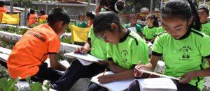 Escolares de primaria de México