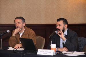 Presentación en conferencia de prensa del estudio