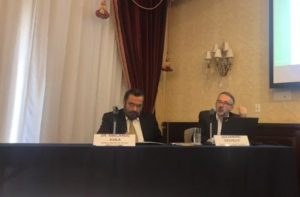 Presentación en conferencia de prensa del informe de la Comisión de Obesidad de The Lancet