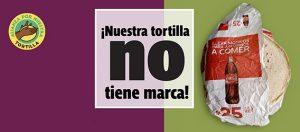 La Alianza por Nuestra Tortilla reprueba que las tortillas se asocien al consumo de Coca-Cola