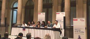 Piden a Alejandro Gertz Manero dar a conocer estatus de la investigación sobre #GobiernoEspía a promotores de la salud pública, a dos años de la denuncia