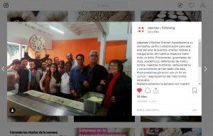 Tortillería Cal y Maíz de la CDMX