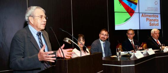 Presentación del informe de Comisión EAT-Lancet sobre alimentos, planeta y salud