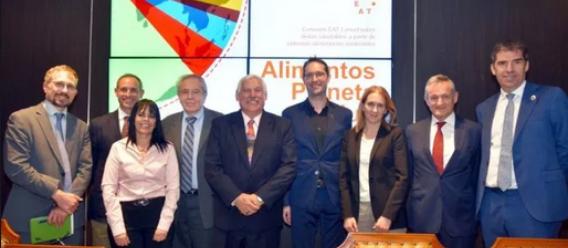 Presentación del informe de la Comisión EAT-Lancet, sobre alimentos, planeta y salud