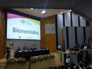 18 Congreso de Investigación en Salud Pública 2019 (Congisp) donde el Instituto Nacional de Salud Pública (INSP) otorgó los premios Campeones de la Salud