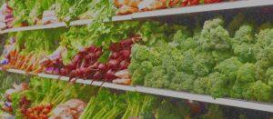 Verduras al desnudo, es decir, sin plático