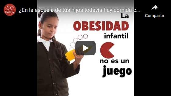 Portada del video ¿En la escuela de tus hijos todavía hay comida chatarra?