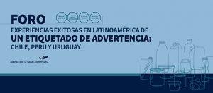 Los etiquetados frontales de advertencia urgentes para México, muestran ser efectivos en la región de América Latina