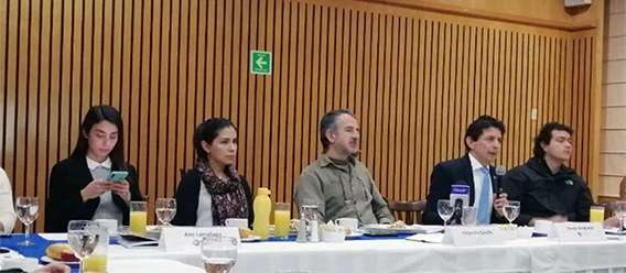 Taller para medios de comunicación organizado por la Alianza por la Salud Alimentaria