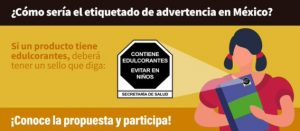 Encuesta nacional muestra total apoyo de consumidores a la propuesta de etiquetado de advertencia frontal de alimentos y bebidas