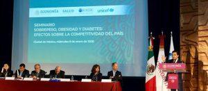 La obesidad en México es alarmante, urge fortalecer las políticas: OCDE