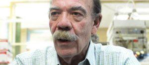 Humberto Gómez Ruiz, responsable del Laboratorio de Química Analítica Ambiental, del Departamento de Química Analítica, de la Facultad de Química de la UNAM