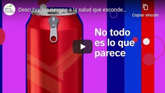 Portada del video Descubre los riesgos a la salud que esconden los ultraprocesados