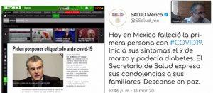 México se enfrenta a pandemia de COVID-19 en medio de la epidemia de obesidad y diabetes