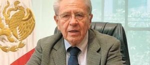 Jorge Alcocer, secretario de Salud de México