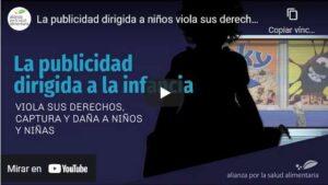 Portada del video La publicidad dirigida a niños viola sus derechos - Reflexiones de la Dra. Susan Linn