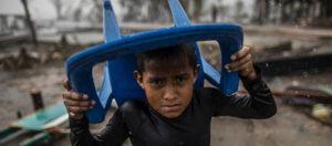 9 de cada 10 niños y niñas de América Latina y el Caribe están expuestos al menos a dos crisis climáticas y ambientales